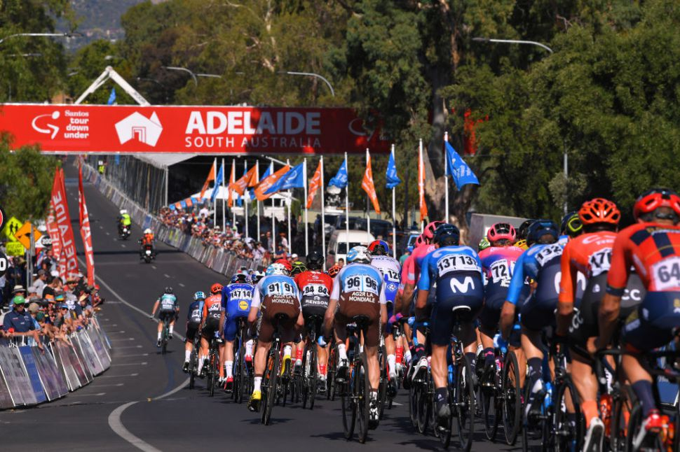 Il finale dell'Australia National Crit Series si terrà durante il Tour Down Under 2020