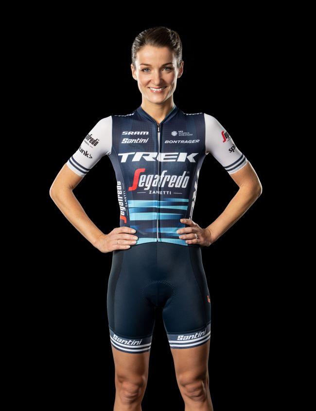Deignan, Ciccone presenta la Suite Team femminile Trek-Segafredo 2020