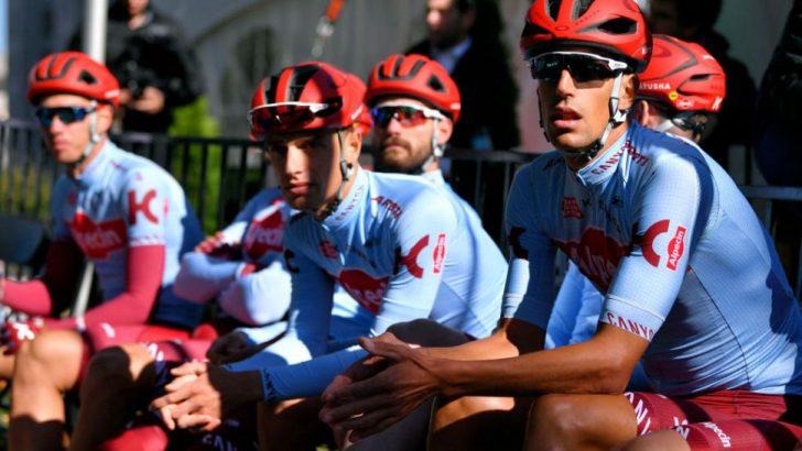 I piloti Katusha-Alpecin saranno pagati dalla garanzia bancaria UCI