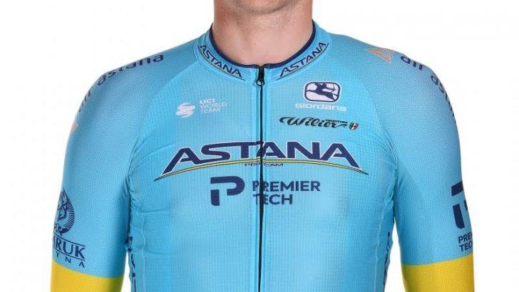 Maglie e salopette ciclismo Astana
