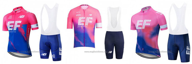 maglie ciclismo EF Education First-Drapac