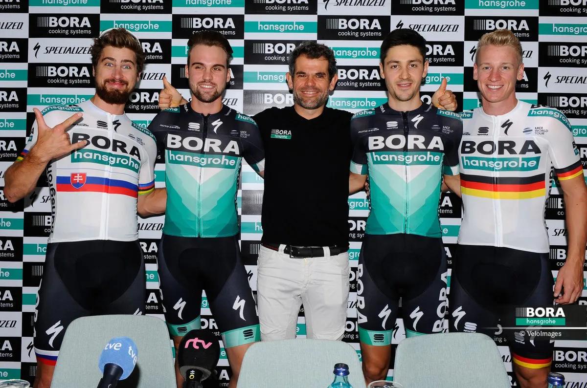 Maglie ciclismo Bora Pro in vetrina nel 2019