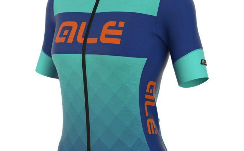 Recensione: maglia da ciclismo femminile ALE 2017