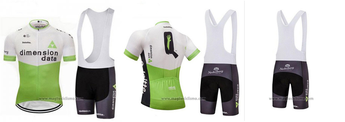 salopette ciclismo Dimension Data