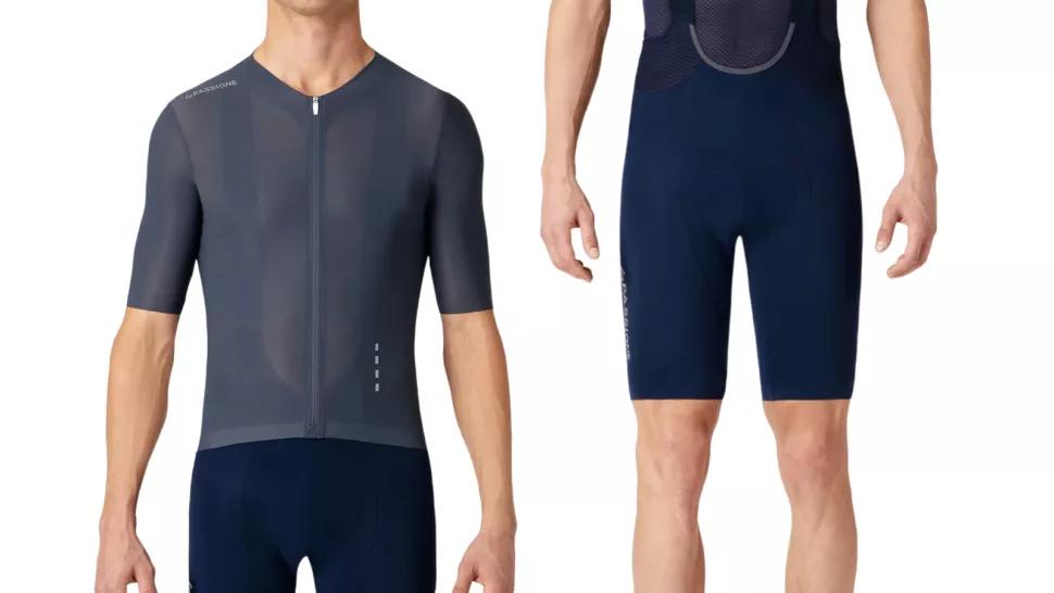 abbigliamento ciclismo La Passione basso prezzo