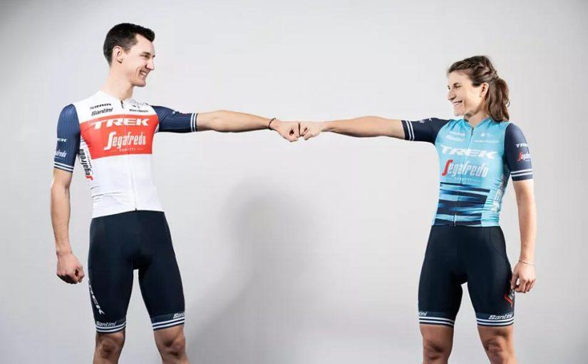 Trek-Segafredo svela le abbigliamento ciclismo da uomo e da donna per il 2021